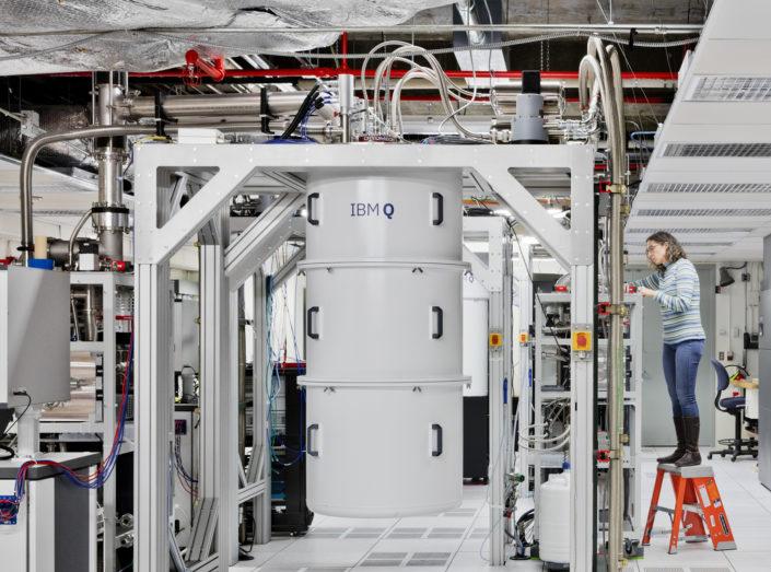 IBM Q Network Hub