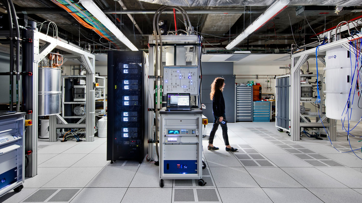 Inside the IBM Q Network